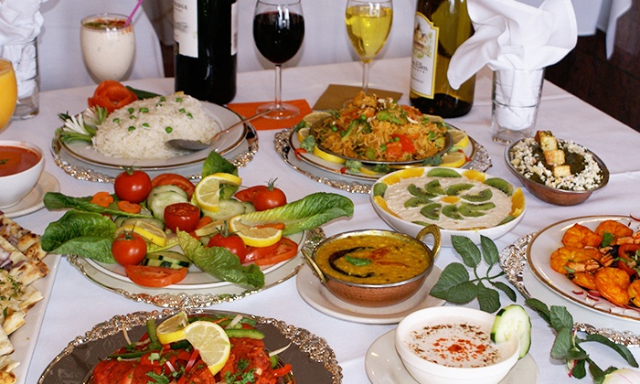 Zaiaka - Plum: $15 for $30 Worth of Indian Cuisine at Zaiaka