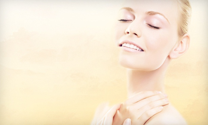 AZ CIT WORKS - Downtown Scottsdale: $149 for Collagen-Induction Therapy on Full Face and Neck at AZ CIT WORKS in Scottsdale ($550 Value)