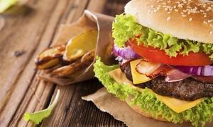 Sòffritto: Menu hamburger con dolce e birra per 2, 4 o 6 persone da Sòffritto, nel cuore di Trastevere (sconto fino a 53%)