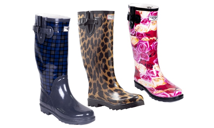 Lastest Women39s Design Rain Boots Women39s Design Rain Boots