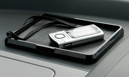 Bandeja antideslizante de coche para smartphone