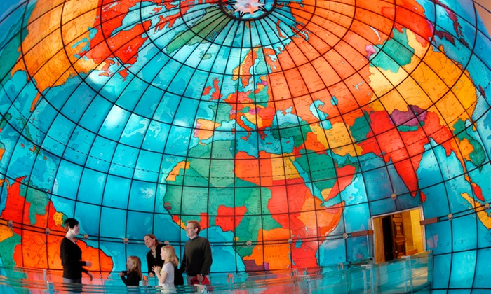 The Mapparium - The Mary Baker Eddy Library: Admission for Two or Four to the The Mapparium (Up to 50% Off)