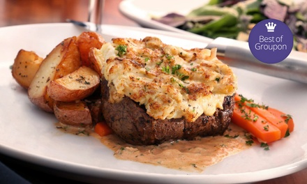 $15 for $30 Worth of American Food at CRAVE Restaurant
