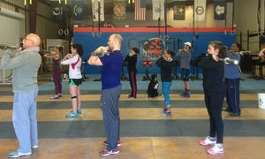 CrossFit 4 Everyone: Two Weeks of Unlimited CrossFit Classes for One or Two New or Experienced Students (Up to 84% Off)