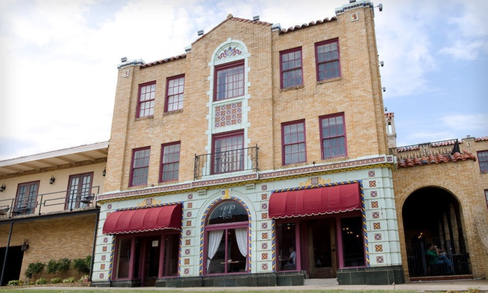 Hotel Seville - Loch Mor: Two- or Three-Night Stay at Hotel Seville in Harrison, AR