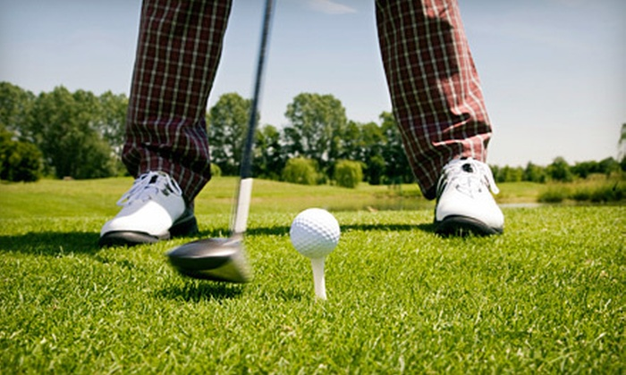 Wedgewood Golfers' Club - Multiple Locations: Golf Packages at Wedgewood Golfers' Club, North Creek Golf Course, and Stonebridge (Up to 82% Off). Two Options Available.