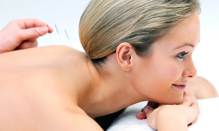 Choice of Massage and Acupuncture
