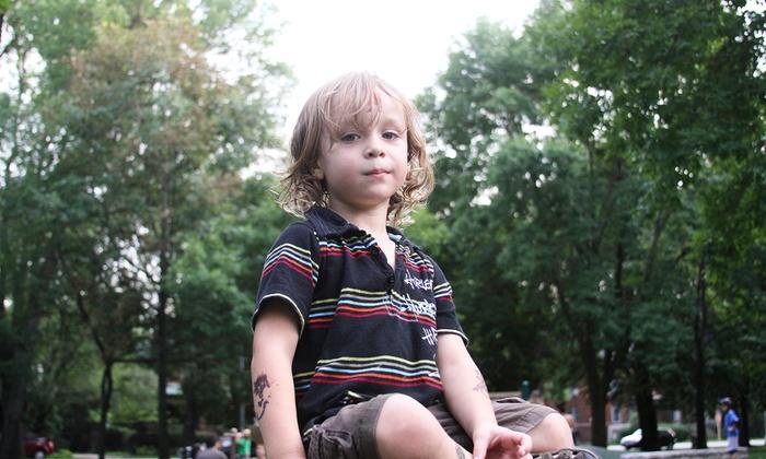 Elizabeth Jane - Chicago: 60-Minute Children's Photo Shoot from Elizabeth Jane (74% Off)