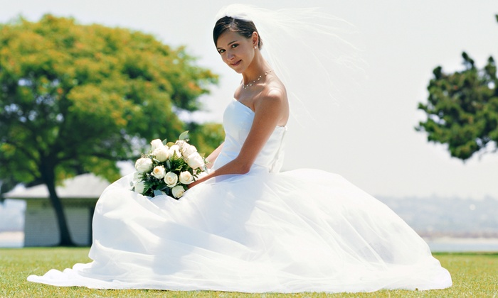 Portrait Of Light - Chicago: 2-, 5-, or 10-Hour Wedding-Photography Package with Image CD and Retouching at Portrait of Light (Up to 80% Off)