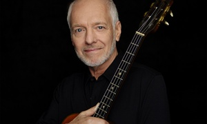 Peter Frampton Raw, An Acoustic Tour: Peter Frampton: Raw, An Acoustic Tour on Friday, October 16, at 8 p.m.