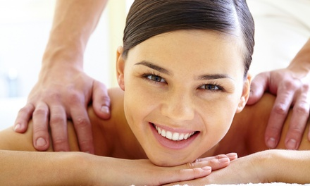 $39 for One-Hour Deep-Tissue Massage with Hot Pack at Jacksonville Acupuncture Wellness, PA ($80 Value)