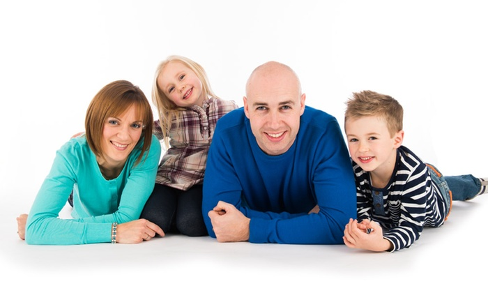 Family photoshoot £8 99