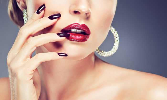 Studio 27 Hair & Spa - Glenwood: One or Three Shellac Mancures at Studio 27 Hair & Spa (Up to 51% Off)