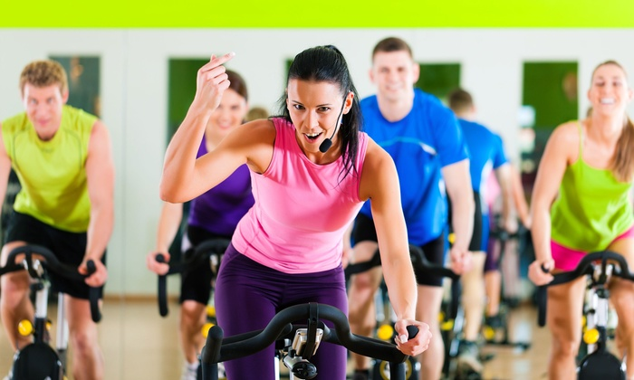 Smart Fitness Unleashed - City Center: 10 60-Minute Indoor-Cycling Classes from Smart Fitness Unleashed (75% Off)