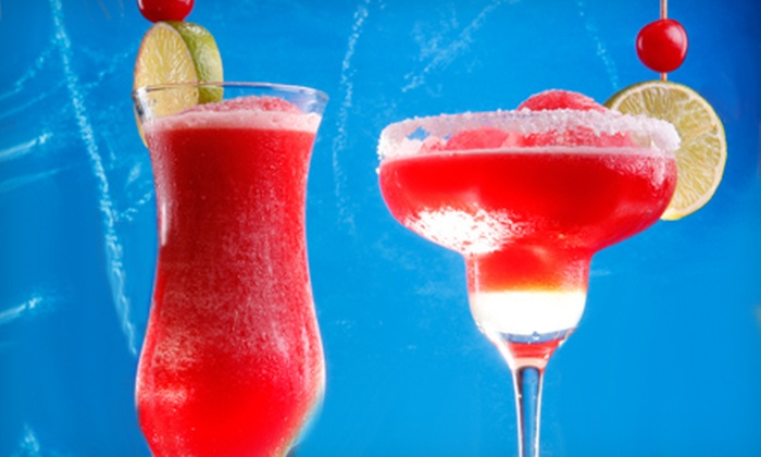 Daiquiri Express - Multiple Locations: Three Medium or Large Daiquiris at Daiquiri Express (Up to 54% Off)