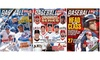 Blue Dolphin Magazines **NAT**: 1-Year Subscription to Baseball Digest Magazine (6 Issues)