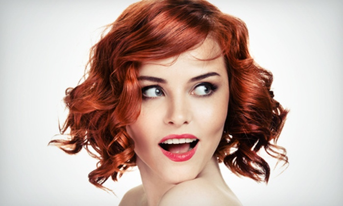Tyler Presley Salon - Delray Beach: Haircut and Conditioning or Full Highlights with Optional Haircut and Blow-Dry at Tyler Presley Salon (Up to 63% Off)