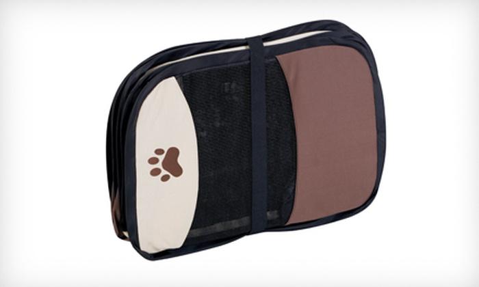 ... Large Portable Pet Playpen: Large Portable Pet Playpen