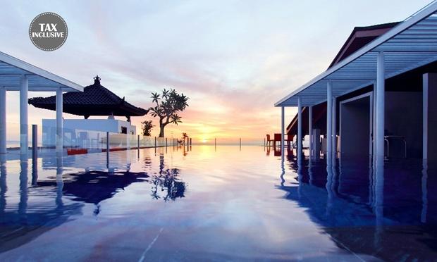 Bali: Kuta Beachfront Hotel 0