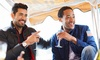 St. Augustine Attractions Center - Old City: Wine Tasting Boat Tours for Two or Four from St. Augustine Attractions Center (Up to 52% Off)