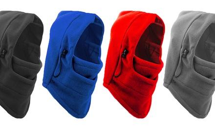 Zero Degree Kids' Heavy-Weight Adjustable Fleece Coverup