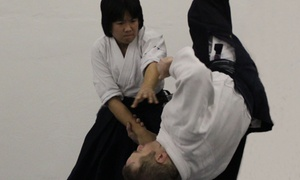 Half The Sky Aikido: $21 for $60 Worth of Martial-Arts Lessons — Half the Sky Aikido