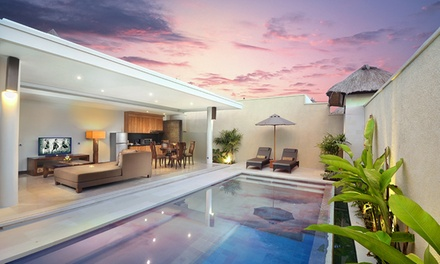 Bali: 2 to 7Night Private Pool Villa Stay for Two People with Breakfast and Massage at Mahagiri Dreamland