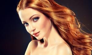 Burgos Creative Hair Style: Seduta di hair styling con taglio, colore, effetti luce e trattamento minerale