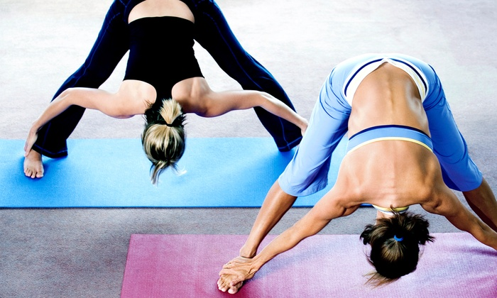 Bikram Yoga St. Louis - Richmond Heights: Unlimited Yoga for Three or Six Weeks at Bikram Yoga St. Louis (Up to 81% Off)