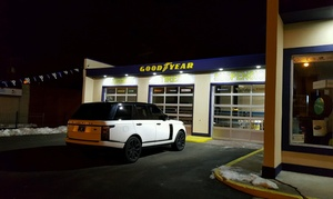Goodyear Car Care: One Conventional or Full Synthetic Oil Change at Goodyear Car Care (Up to 46% Off)