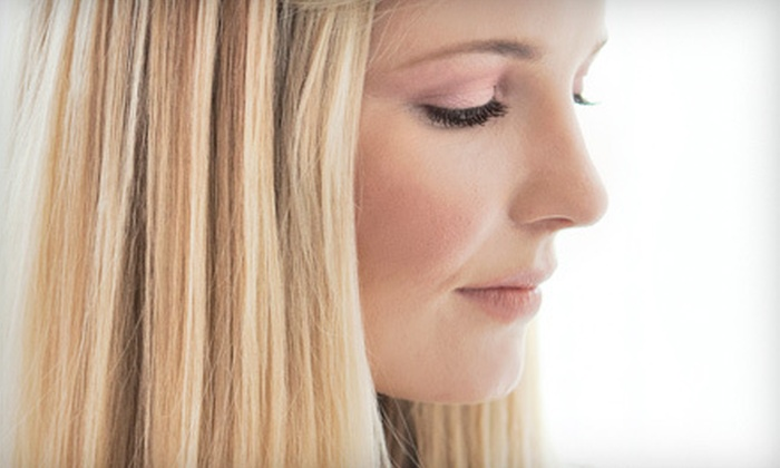 Urban Roots - Northwest District: $69 for Women's Haircut, Style, and Partial Highlight at Urban Roots ($141 Value)