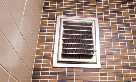 Air-Duct Cleaning with Option of Dryer-Vent Cleaning from Five Star Ducts (86% Off)