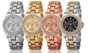 Burgi Ladies' Bracelet Watches