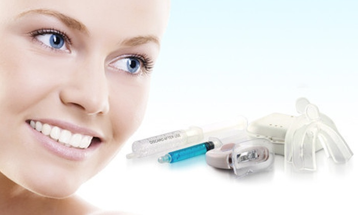 Premium Home Teeth-Whitening Kit: $29 for a Premium Home Whitening Teeth-Whitening Kit ($158 List Price). Free Shipping.