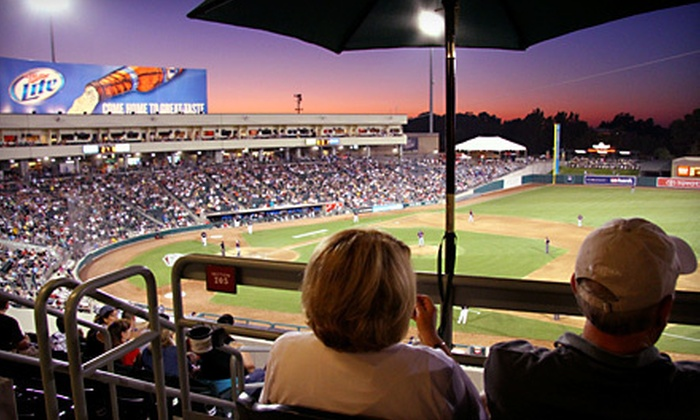 Sacramento River Cats - Triangle: $25 for a Sacramento River Cats Game at Raley Field and a Hat ($54 Value). Four Games Available.