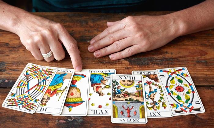 The Chakra Psychic - The Chakra Psychic: Tarot-Card Reading from The Chakra Psychic (46% Off)