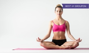 Coolhotyoga: 5 or 10 Fitness Classes at Coolhotyoga (Up to 76% Off)
