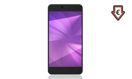 Smartphone Leotec Titanium 4G 2T355 reacondicionado en color negro Oferta en Groupon