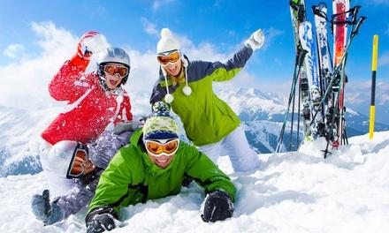 Axams, Tirol: 3-6 Tage für Zwei im Skigebiet inkl. Frühstück, Schwimmbad, Parkplatz und Ski-Bus im 3* Hotel Kögele