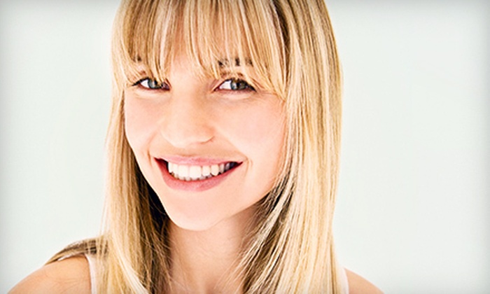 Just Teasin' Hair Salon - South Elgin: Haircut with Optional Highlights, or Deep-Conditioning Treatment at Just Teasin' Hair Salon (Up to 56% Off)