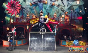 Ringling Bros. and Barnum & Bailey Presents Circus XTREME: <i>Ringling Bros. and Barnum & Bailey</i> Presents <i>Circus XTREME</i> (October 20-October 23) (Up to 48% Off)