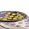 Homemaker Cookie Press with 20 Discs and 4 Icing Nozzles
