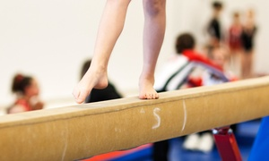 Rigert Elite Gymnastics: One Month of Gymnastics or Dance Classes for One or Two at Rigert Elite Gymnastics (Up to 55% Off)