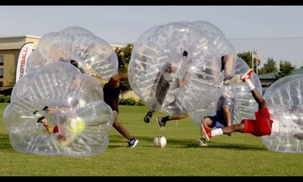 $198 for $360 Worth of Soccer  Knockerball Hampton Roads