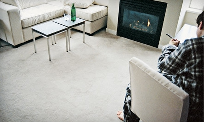 JT's Carpet Cleaning - I-435 West Kc-ks: Carpet Cleaning in Two or Three Rooms from JT's Carpet Cleaning (Up to 67% Off)