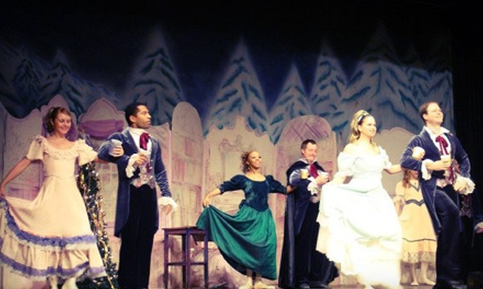 The Ballet Center - The Ballet Center Long Island: $149 for a One-Week Summer Broadway Intensive Program at The Ballet Center in Ronkonkoma ($300 Value)