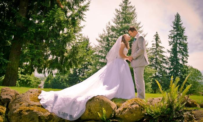 Devoid Illumination Photography - Portland: 8- or 12-Hour Wedding Photography Package from Devoid Illumination Photography (Up to 67% Off)