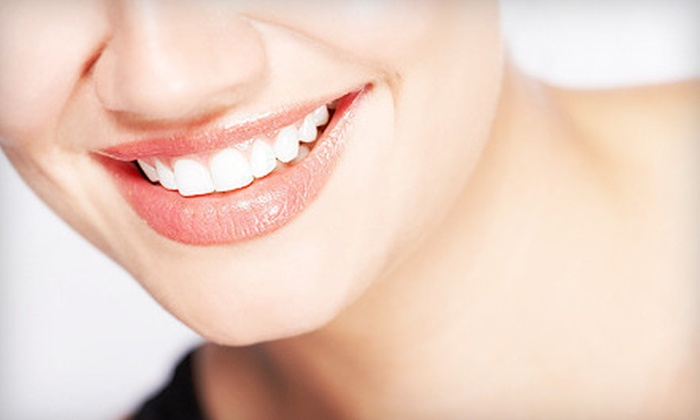 Pure Image - Vaughan: $69 for Dental-Cleaning Package with Fluoride Treatment and Hygiene Assessment at Pure Image ($218 Value)