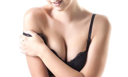 Zabieg implantacji piersi w Coramed: 599 zł za groupon zniżkowy o wartości 3500 zł