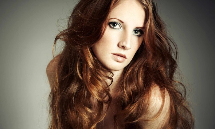 Beauty Hair Salon - Dara - Hickory Woods Estates: Haircut and Style with Optional Partial or Full Highlights or All-Over Color at Beauty Hair Salon (Up to 56% Off)